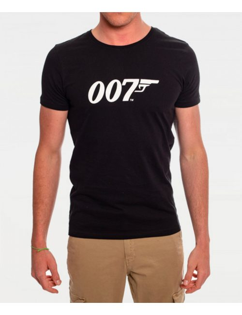 Tee Shirt 007 logo 130
