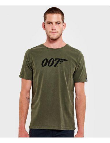 Tee Shirt logo 007 H126