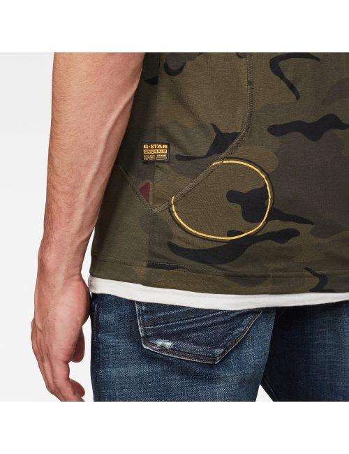 Tee Shirt Circle camo 17741