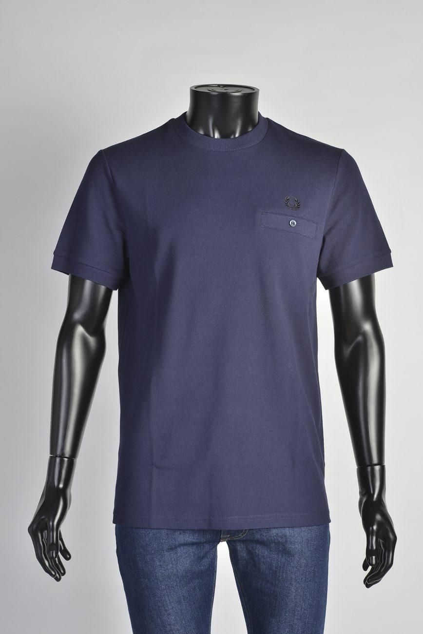 Tee Shirt Pocket Det