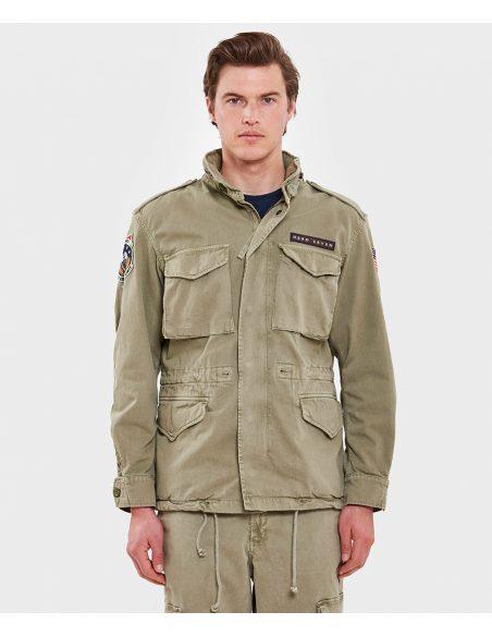 Commando Jacket 201