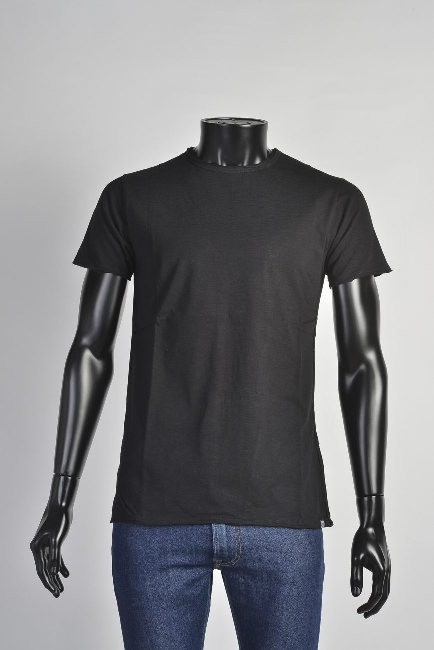 Tee Shirt Basic Slub Jersey