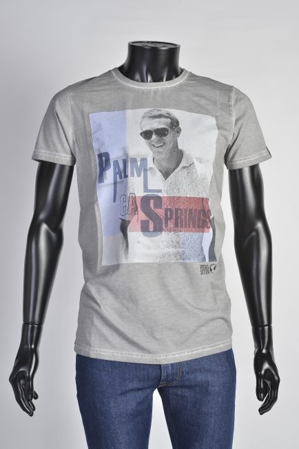 Tee Shirt Mc Queen 105