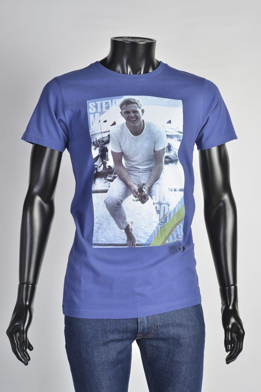 Tee Shirt Mc Queen 106