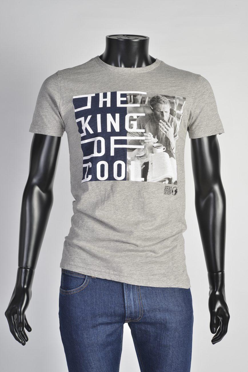 Tee Shirt Mc Queen 107