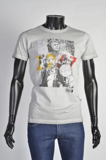 Tee Shirt Mc Queen 109
