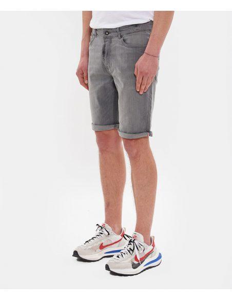 Bermuda Jeans PIRATE Gris 320