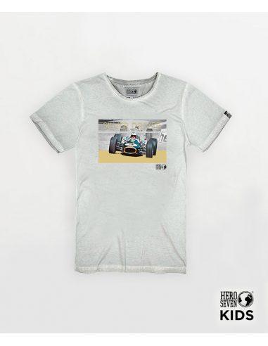 Tee Shirt SILVER LOTUS Kid 509