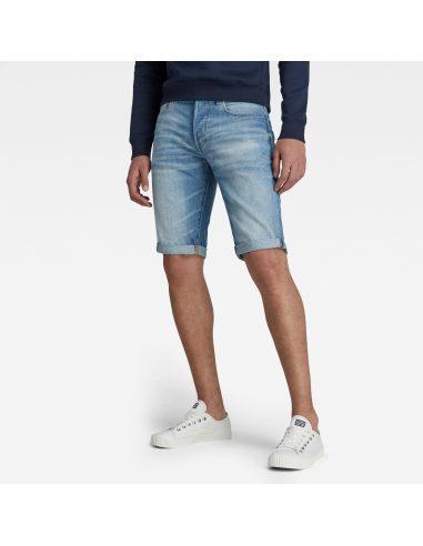 Bermuda Jeans straight 3301 7432 424