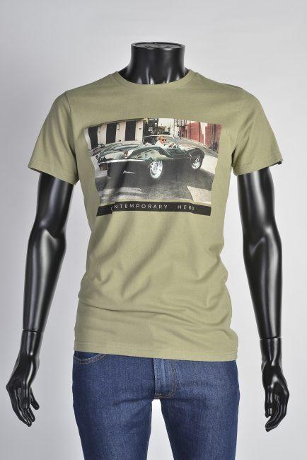 Tee Shirt Mc Queen 111