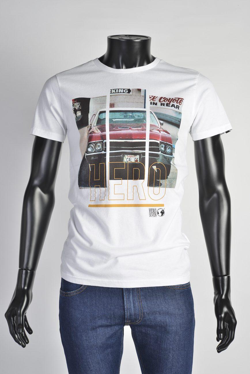 Tee Shirt Mc Queen 113