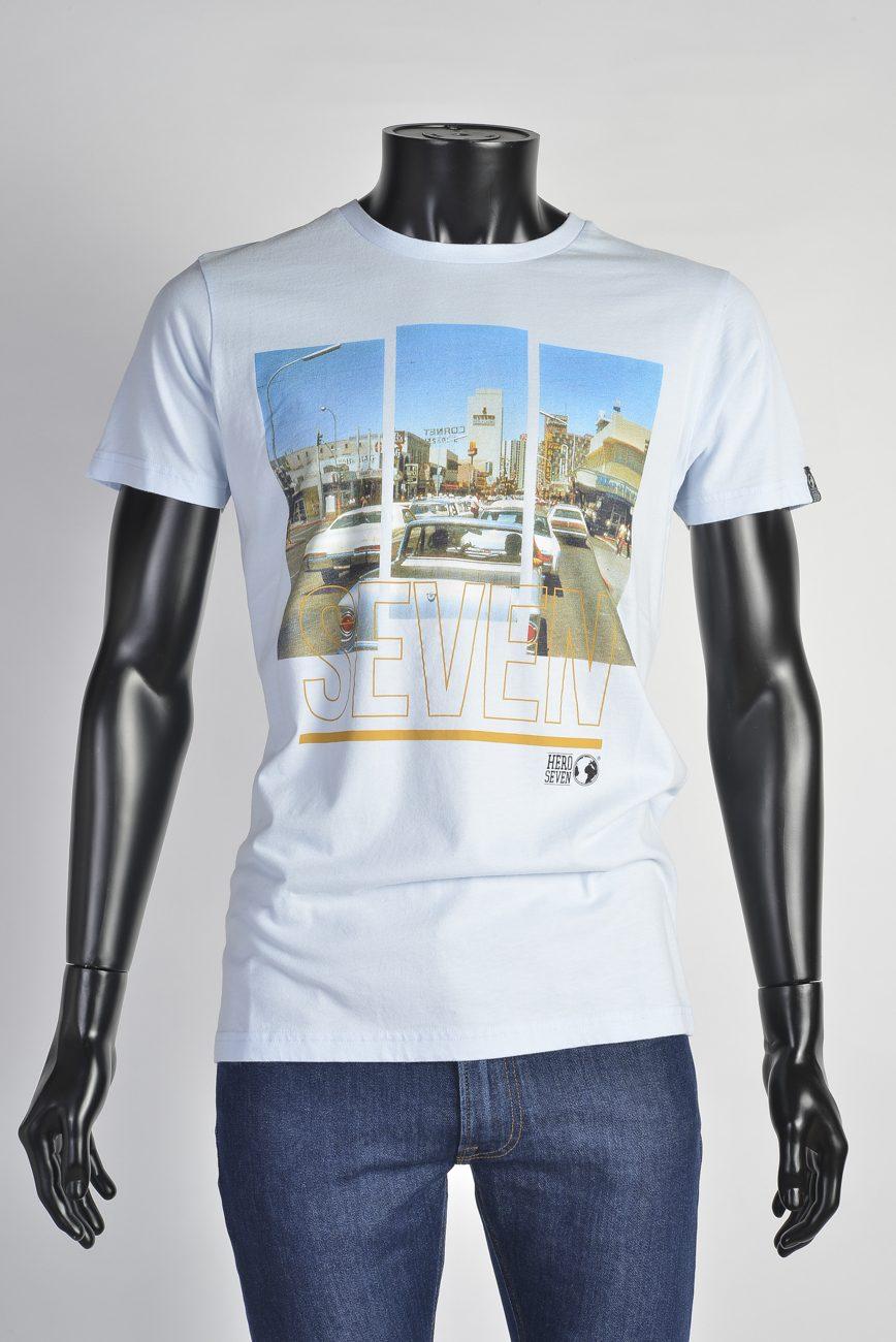 Tee Shirt Mc Queen 114