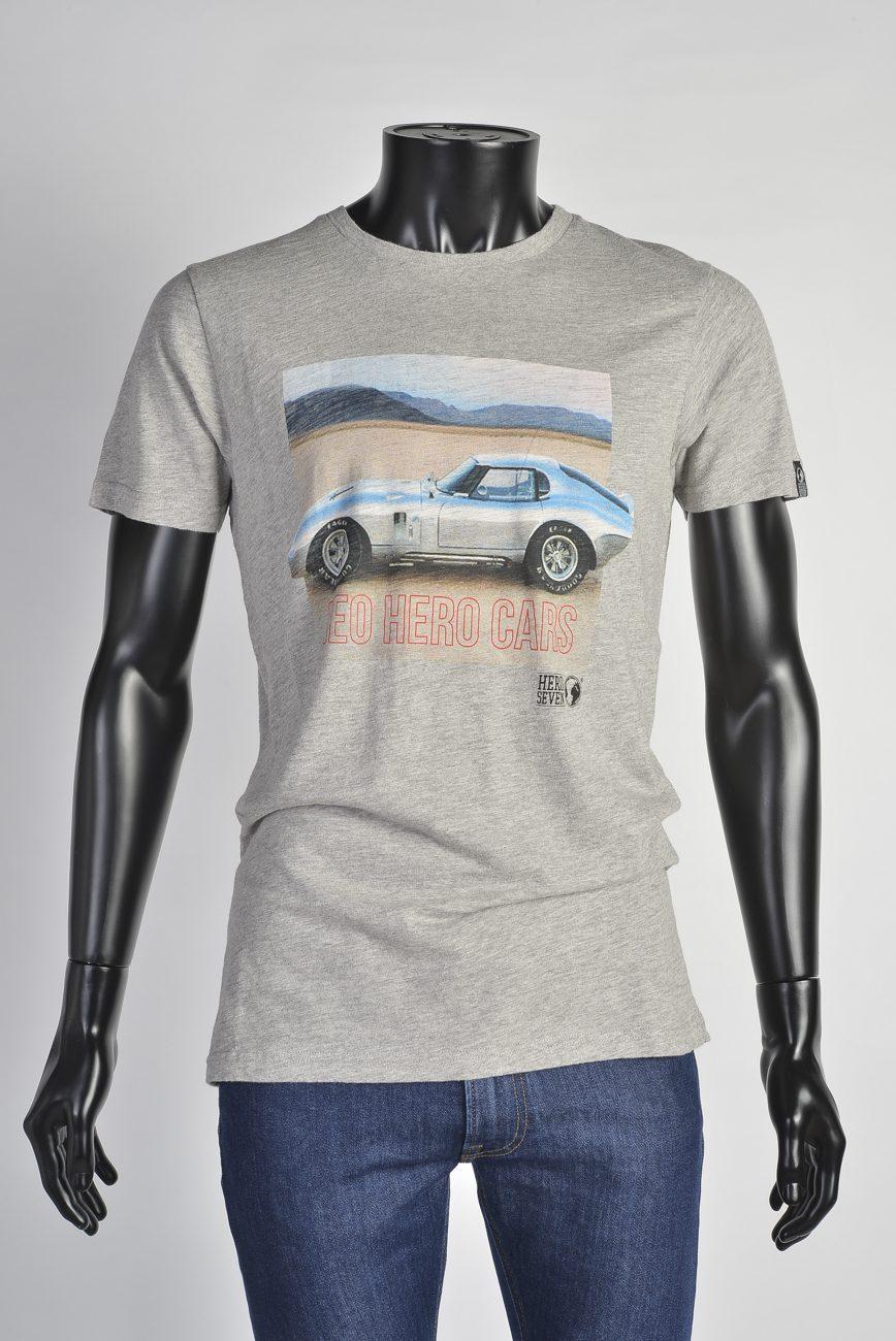 Tee Shirt Mc Queen 115