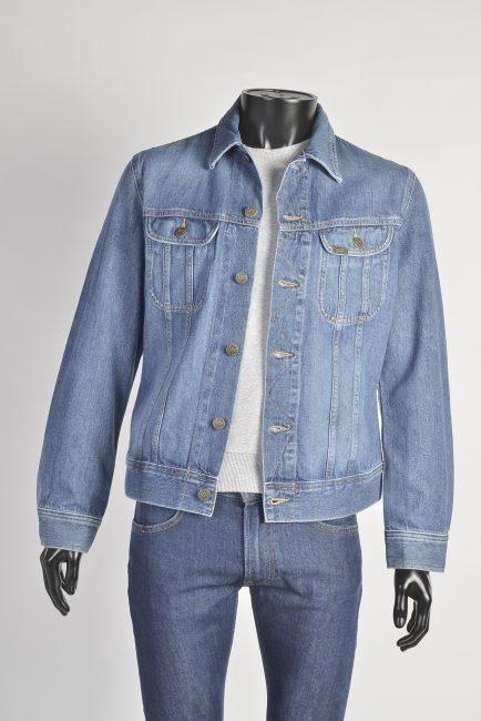 Veste Jean Slim Rider L89