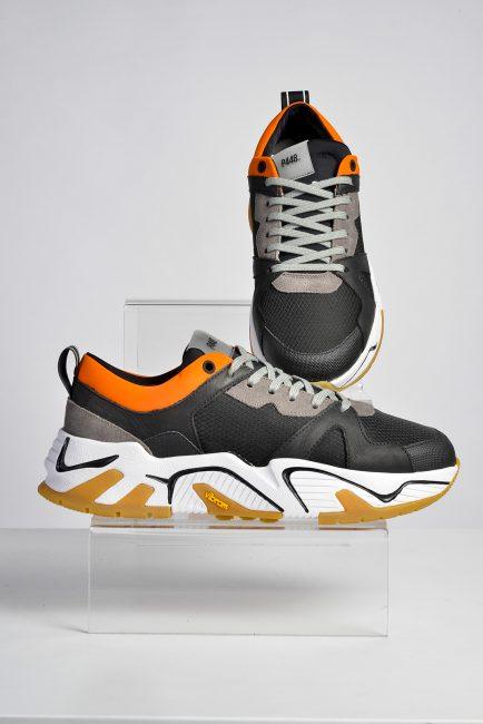 Sneaker Dean Black Oratec