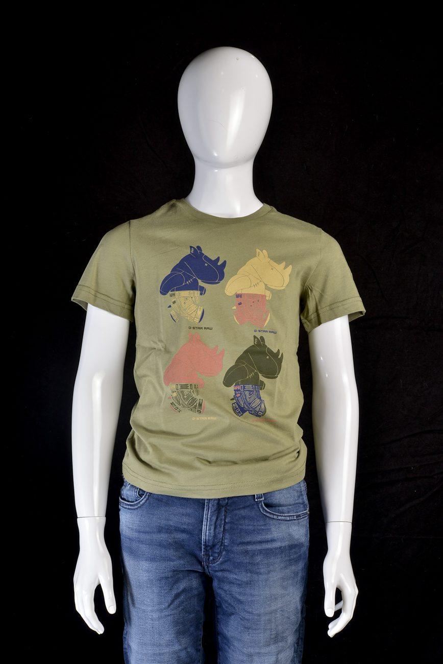 Tee Shirt Ss 10155