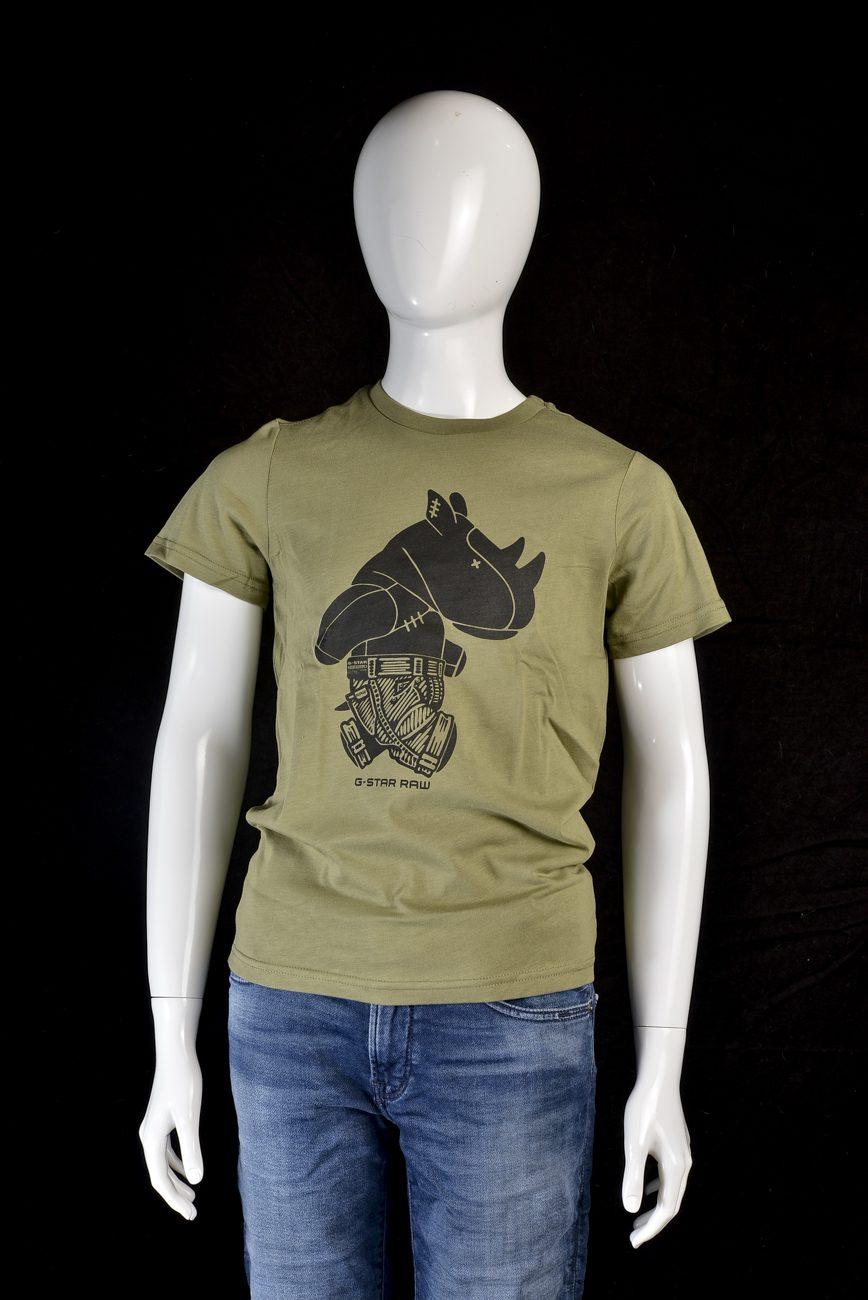 Tee Shirt Ss 10005