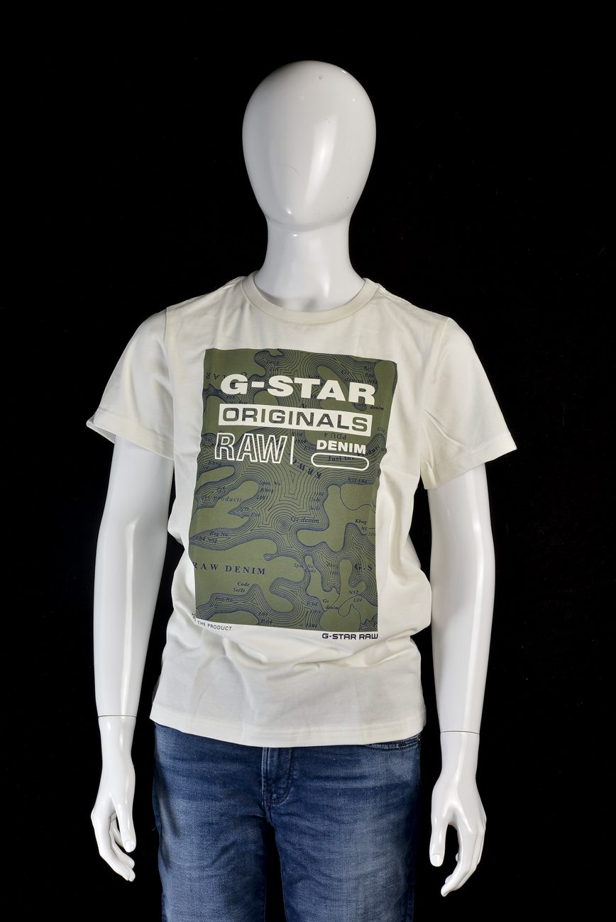 Tee Shirt Ss 10116