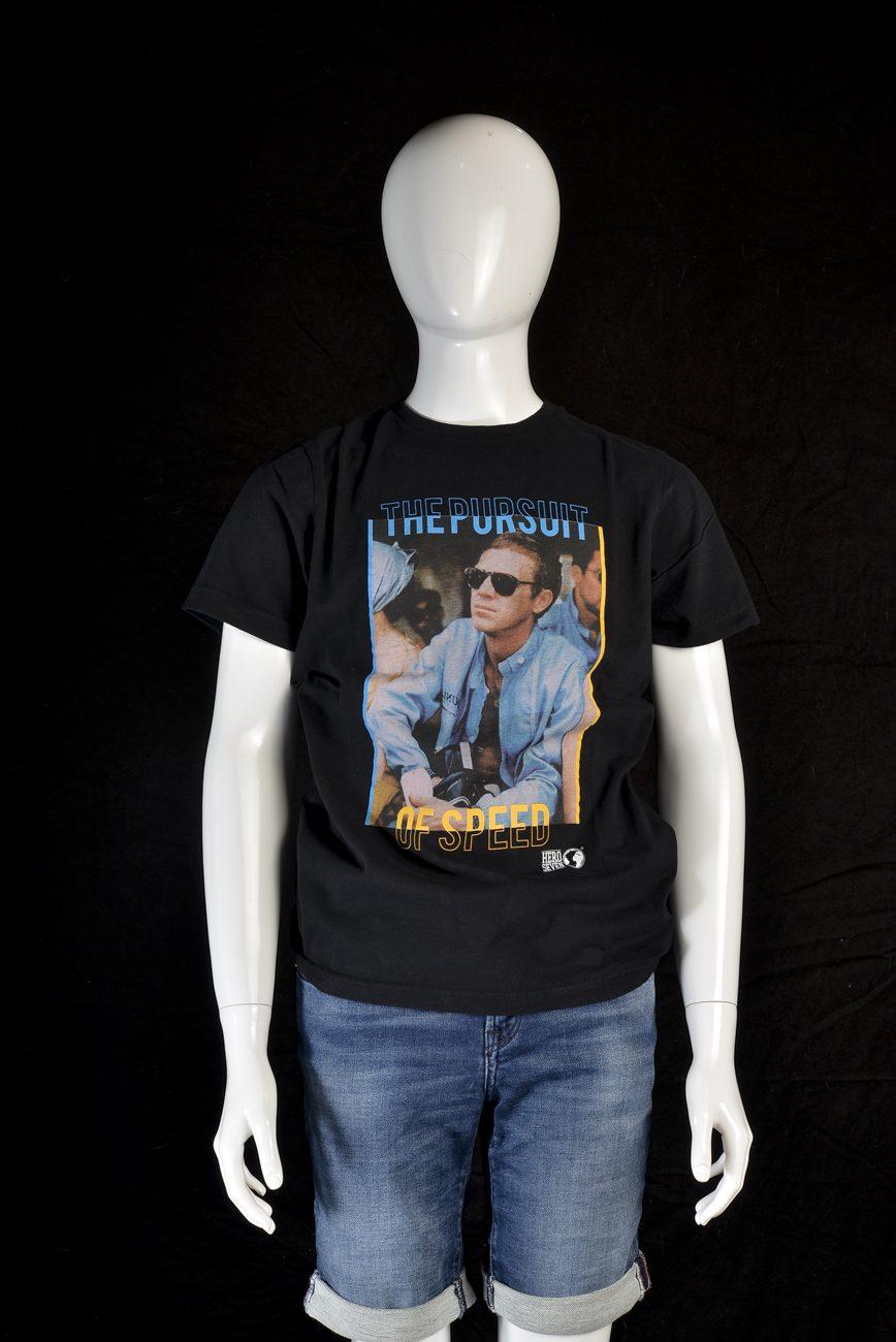 Tee Shirt Hero Kid 501