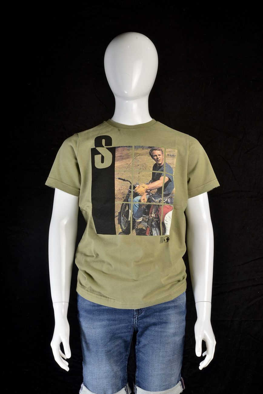 Tee Shirt Hero Kid 505