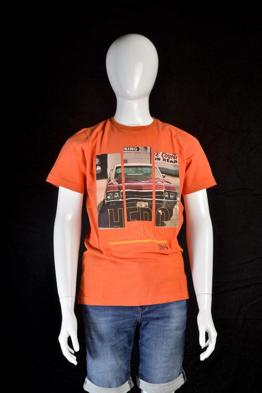 Tee Shirt Hero Kid 508