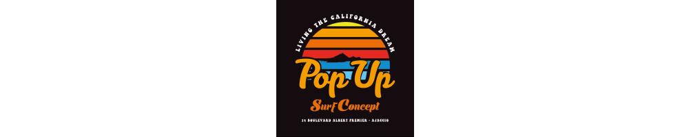 Pop Up ! - Surf Concept à Ajaccio
