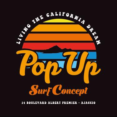 Pop Up - Surf Concept